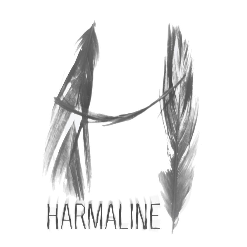 Harmaline | Logo