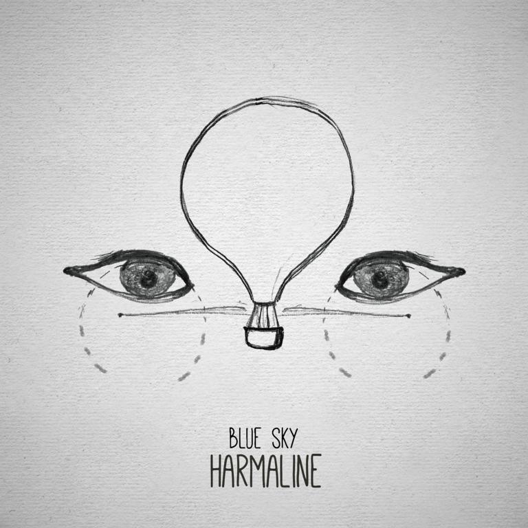 Harmaline | Blue Sky | Album cover
