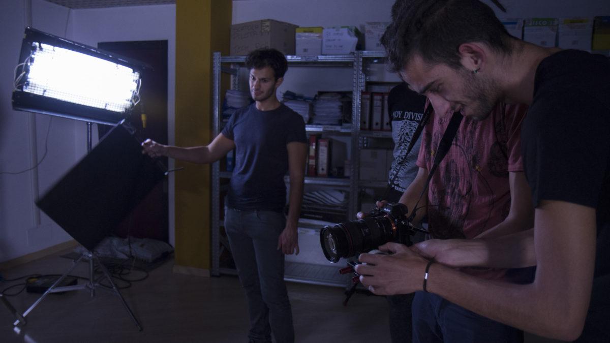 Harmaline | 2015 Videoclip Backstage | Paolo Sponzilli