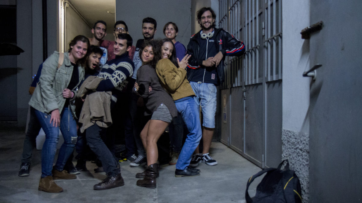 Harmaline | 2015 - Videoclip Backstage | the Crew
