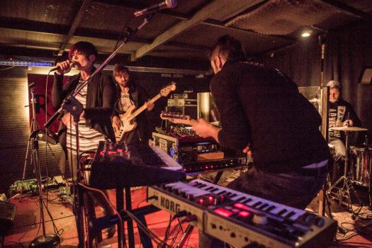 Harmaline | Live Rock'N'Roll Rho | Band