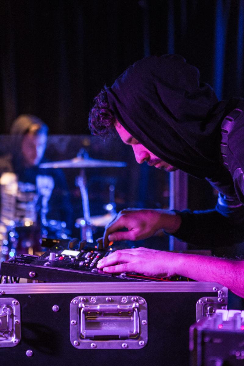 Harmaline | Live Rock'N'Roll Rho | Luca Ferrari