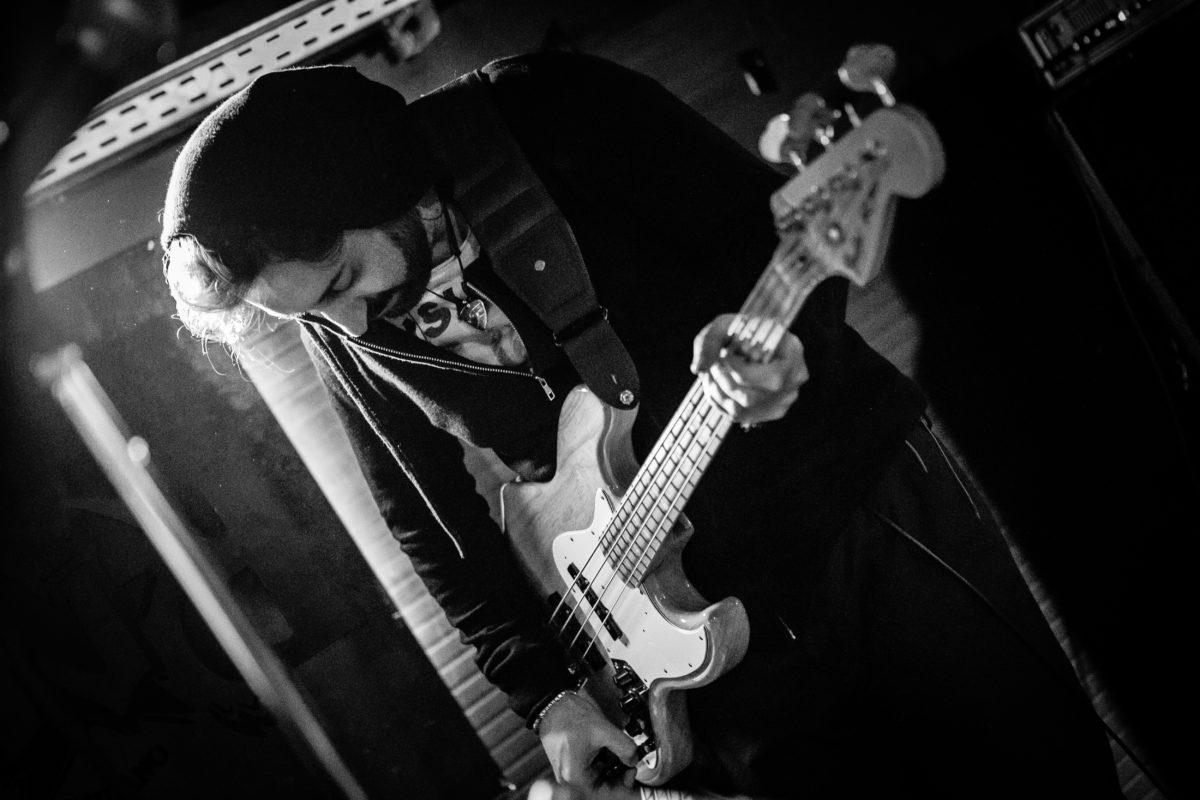 Harmaline | Live Rock'N'Roll Rho | Luca Scarselletta